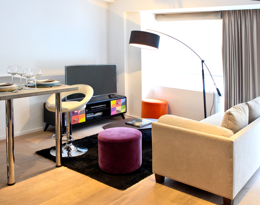 Flat well furnished to rent in Brussels