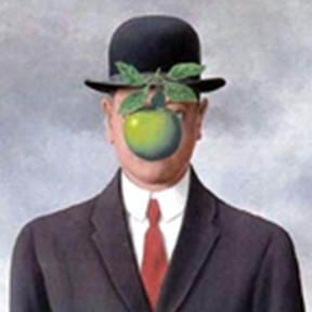Flat Brugmann Magritte